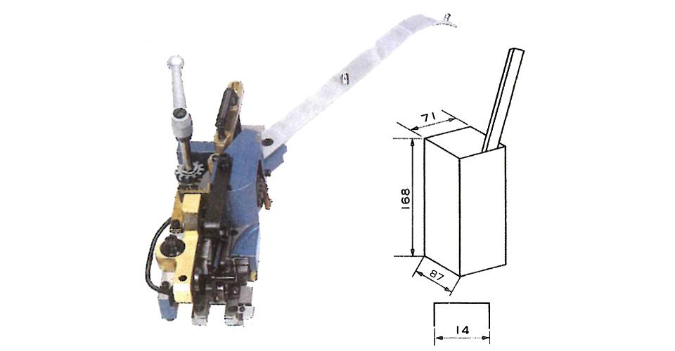 ステッチャーM (200型オプション)